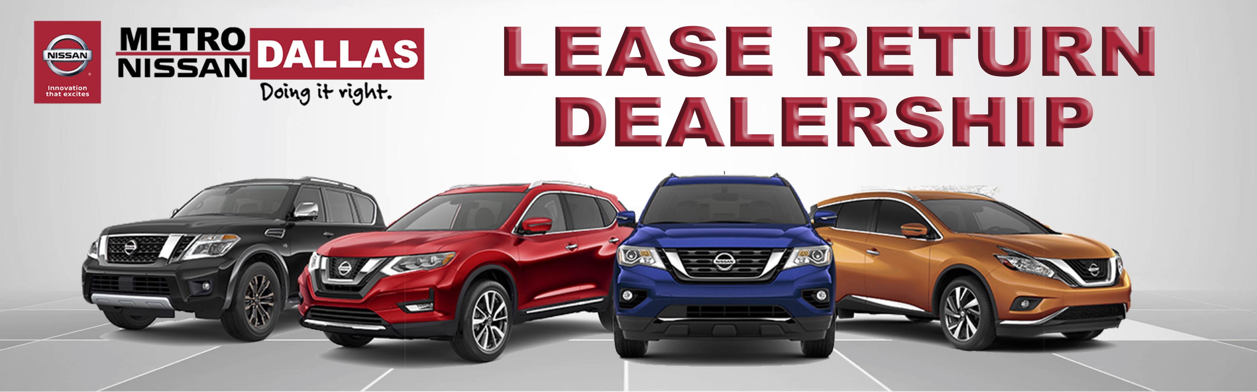Nissan Dealerships Dfw >> New Used Nissan Dealer Serving Plano Irving