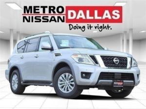 2019 Nissan Armada Featured
