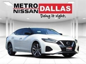 2019 Nissan Maxima Featured