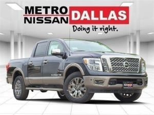 2019 Nissan Titan Featured