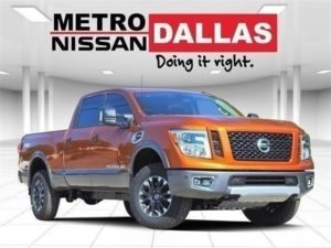 2019 Nissan Titan XD Featured