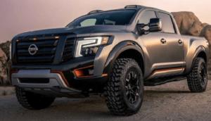 2021 Nissan Frontier Changes