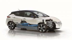 Nissan Leaf Technology