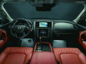 2021 Armada, Nissan SUV