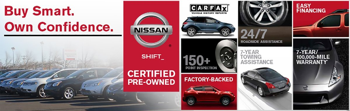 Nissan Certified Pre Owned >> About Certified Pre Owned Vehicles I Tested By Nissan Experts