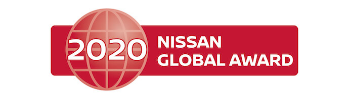 Nissan Global Award