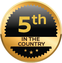Number 5 Country