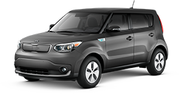 Kia Soul EV serving Dodgertown