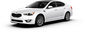 Kia Cadenza serving Whittier