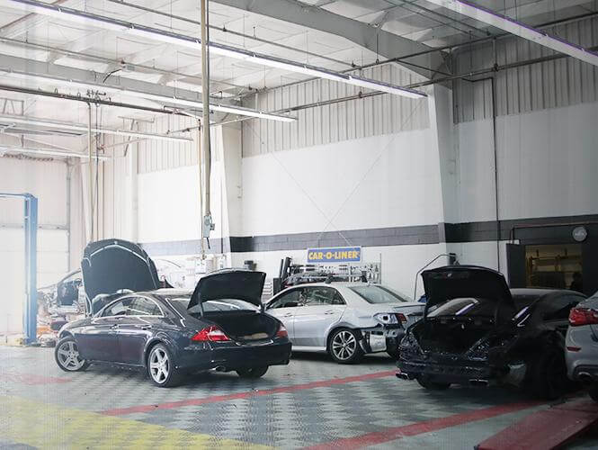 Infiniti Of Dayton Body And Collision Center I The Repair