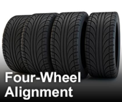 Four-Wheel Alignment