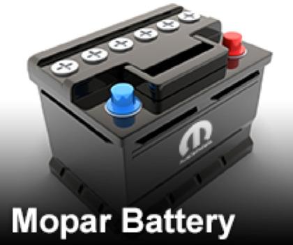 Mopar®/Magneti Marelli® Battery