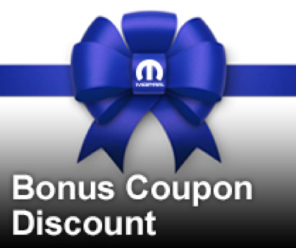 Bonus Coupon Discount