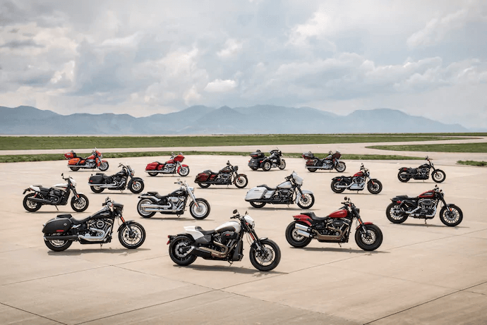 Harley Davidson Promotion