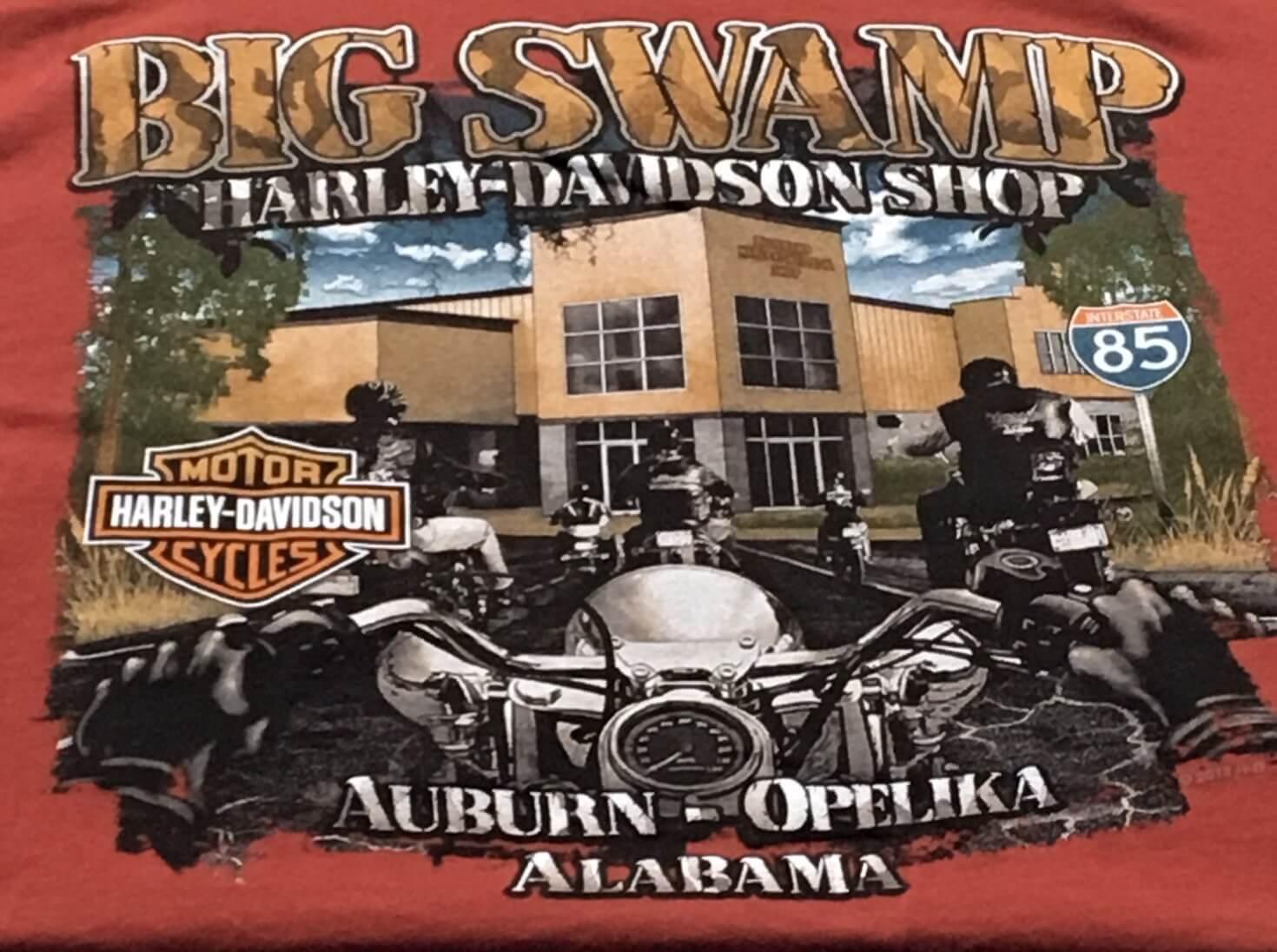 Big Swamp Harley