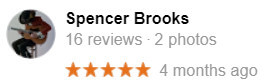 Opelika,AL Google Review Review