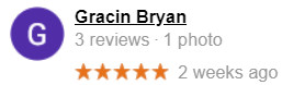 Phenix City, Google Review Review