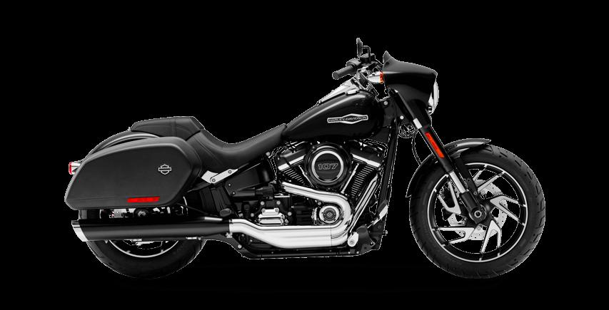 2019 Harley-Davidson Harley-Davidson Sport Glide