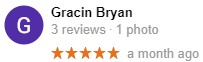 Columbus,GA Google Review Review