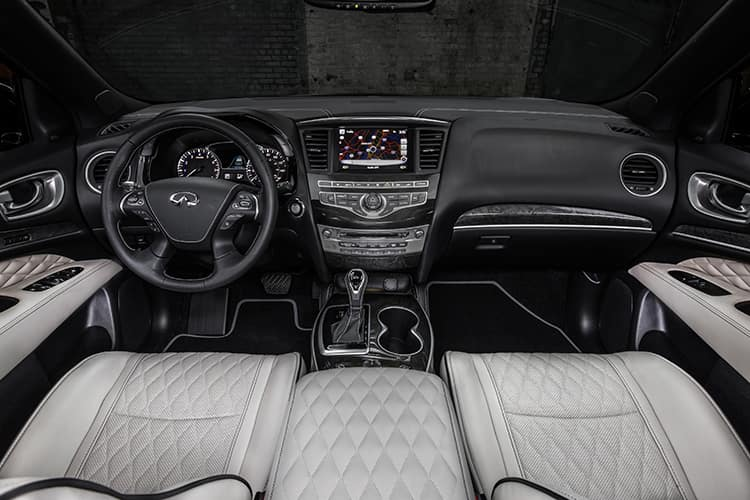2019 Infiniti Qx80 Limited Gives You Even More Luxury