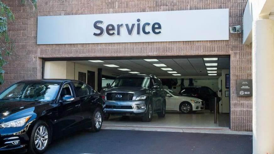 INFINITI Service Randolph NJ