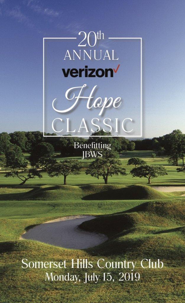 20th Annual Verizon Hope Classic