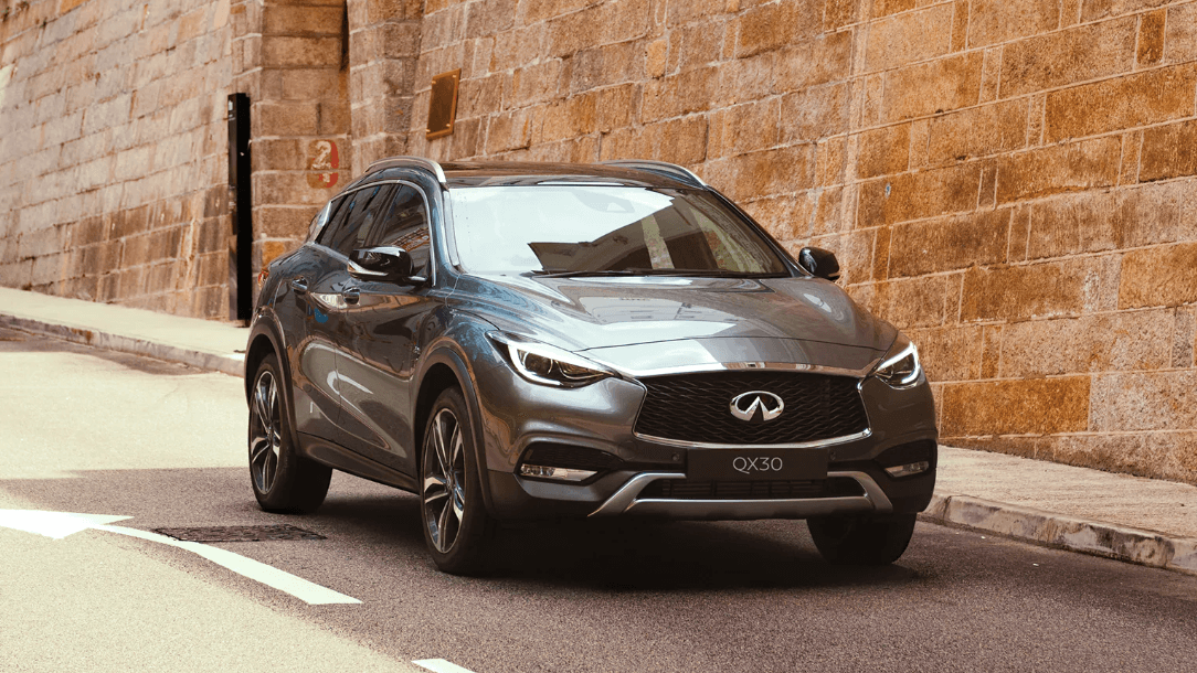 2019 INFINITI QX30 Lease NJ