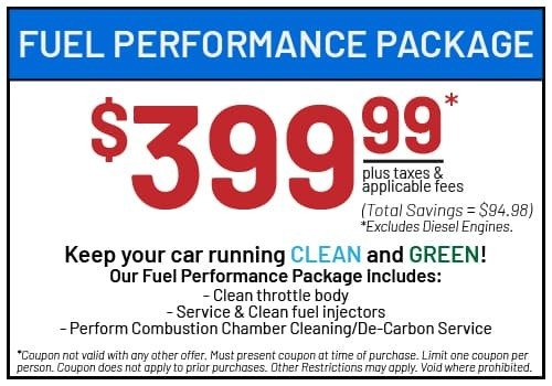 Fuel Performance Package