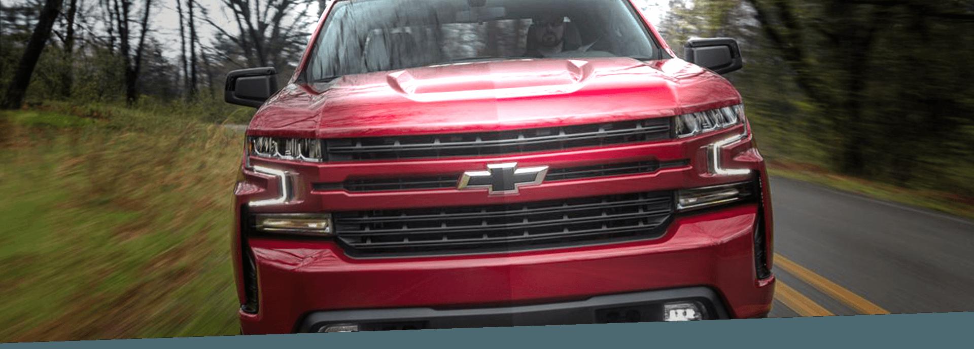 2019 Chevrolet Silverado - Reserve Yours