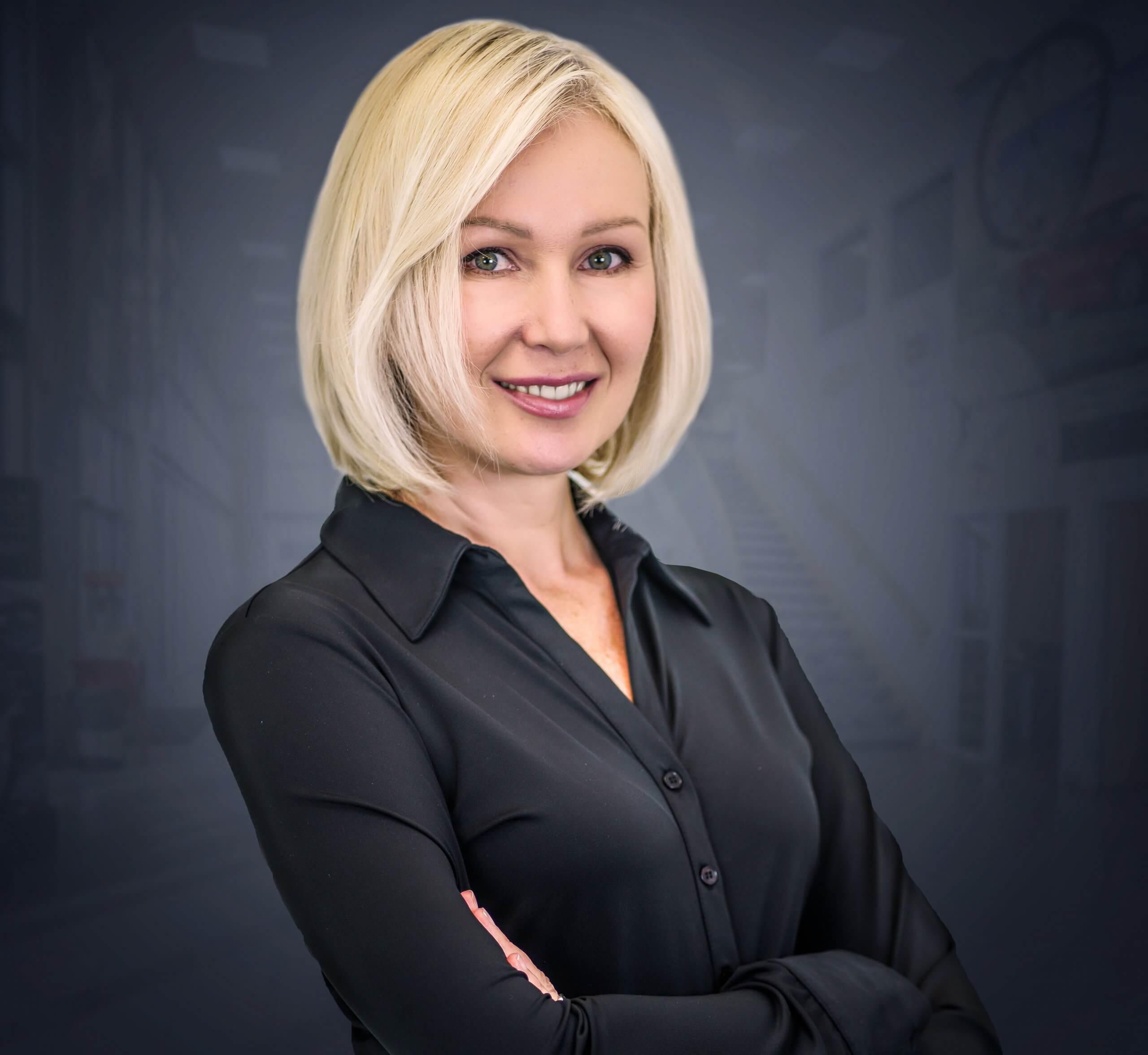 Oksana Verganovska