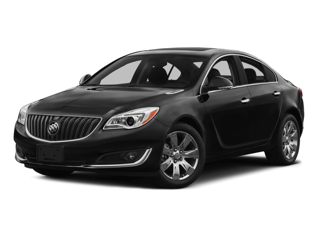 2016 Buick Regal Black