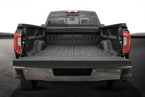 2017 GMC Sierra 1500 truck bed
