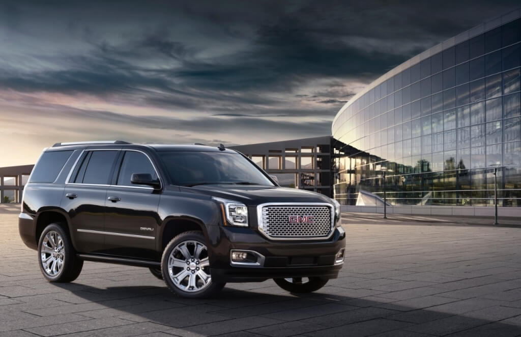 best gmc suv 2016 gmc yukon named best large suv for families - news ford 2016