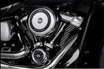 Milwaukee-Eight® 107 Engine