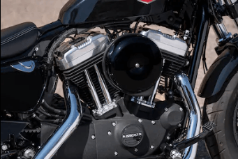 1200 CC Air-Cooled Evolution® Engine