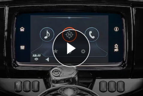 BOOM! BOX INFOTAINMENT SYSTEMS
