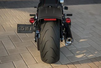 240mm Rear Tire