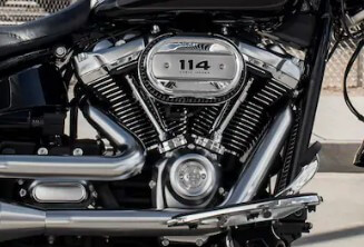Milwaukee-Eight Big Twin Engine