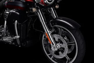 High-Performance Touring Suspension