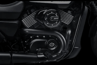 750cc Liquid-Cooled Revolution X™ Engine