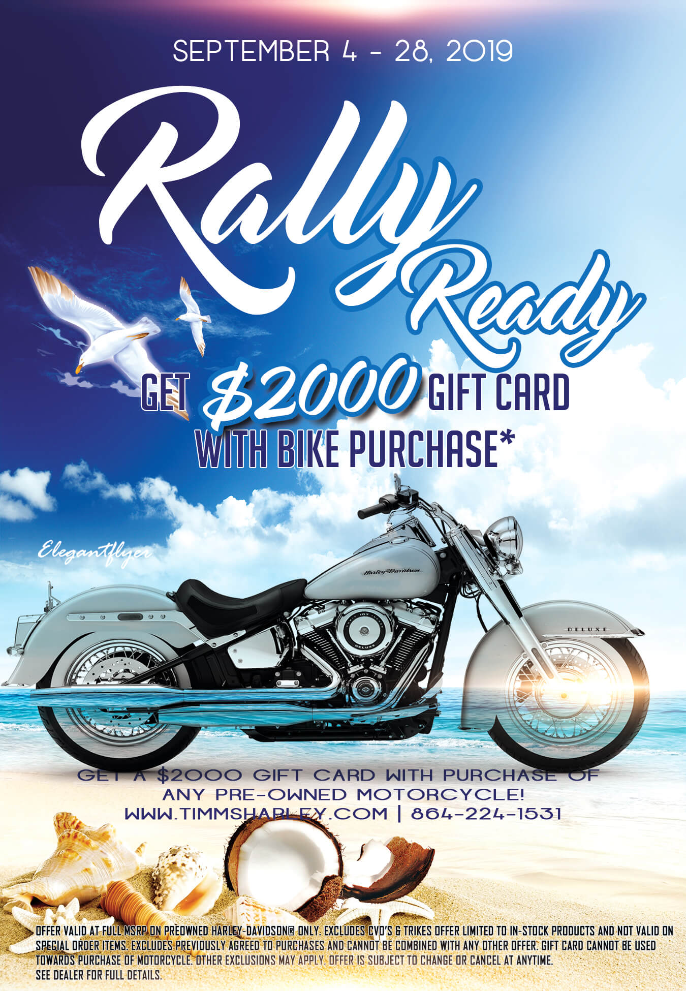 Special Harley Davidson Promotions I Check Out Our Current