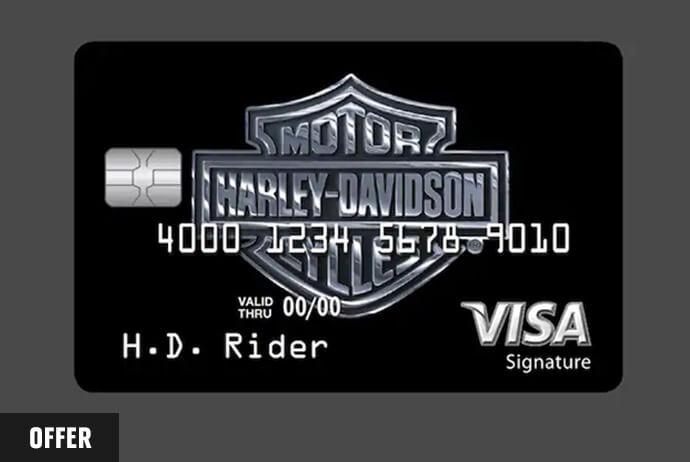 H-DTM VISA® CARD INTRODUCTORY OFFER