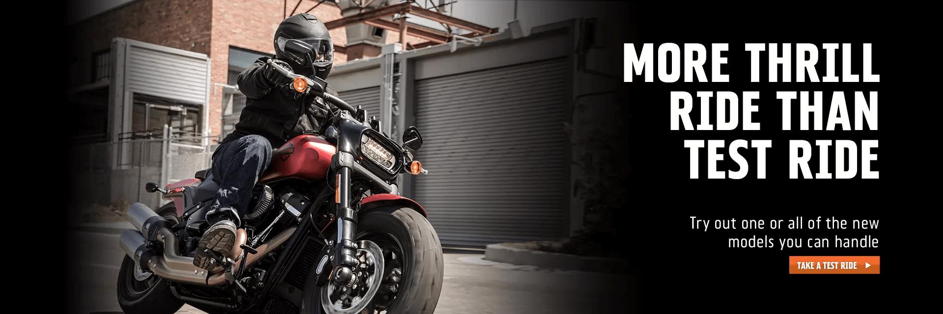Timms Harley-Davidson of Augusta | New & Used Harley Dealer