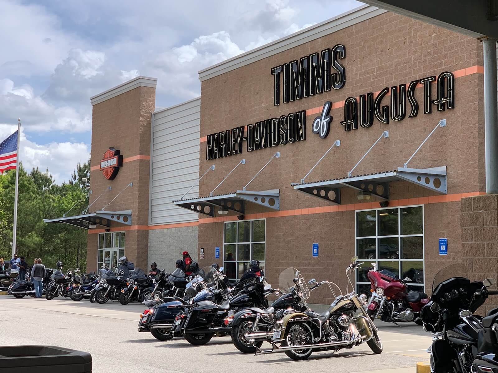 Harley Davidson Dealers Near Me >> Timms Harley Davidson Of Augusta I Your Augusta Harley