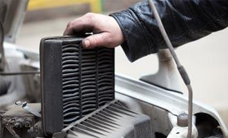 <span>Genuine Nissan</span>Air Filter Replacement