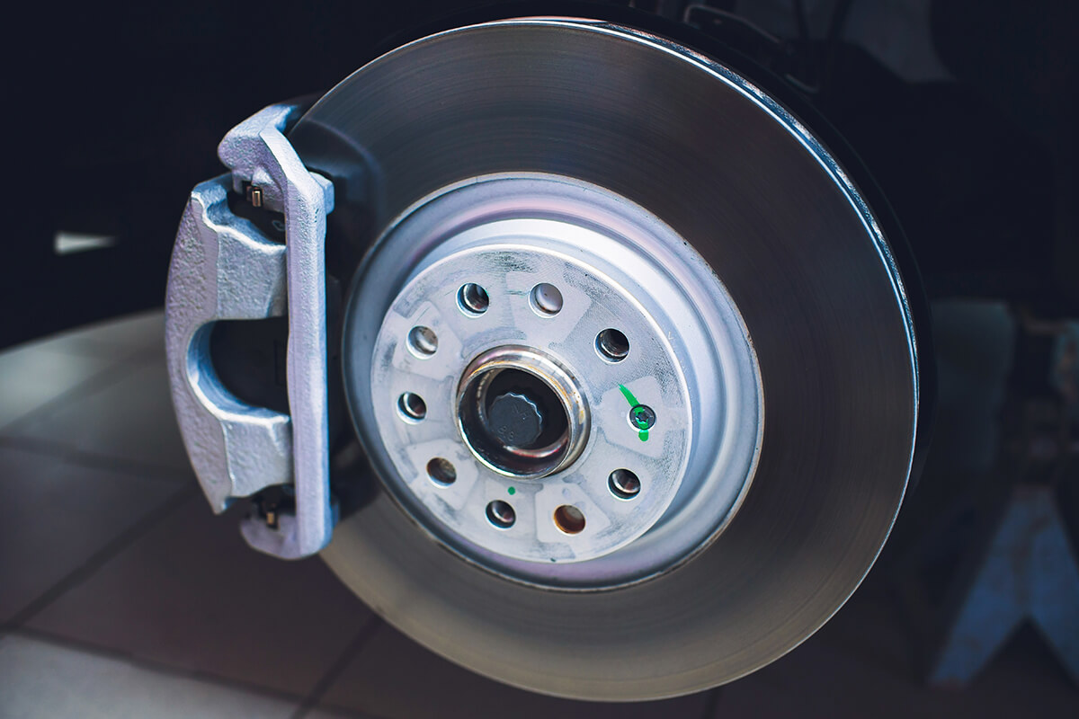 <span>Genuine Advantage</span>Brake Pads and Rotors set