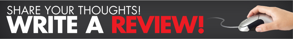Share your thoughts! Write a Review!