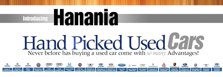 Used Cars Jacksonville >> Hanania Hand Picked Used Cars In Jacksonville Fl