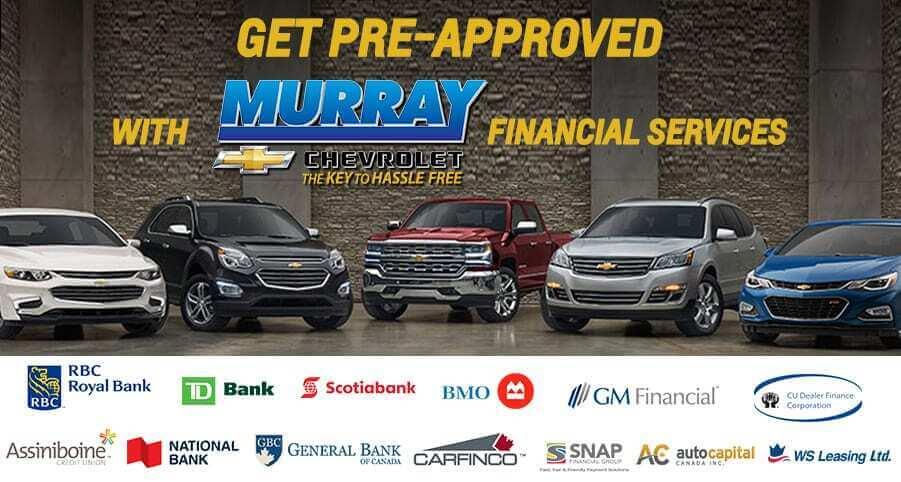 Murray Chevrolet in Winnipeg