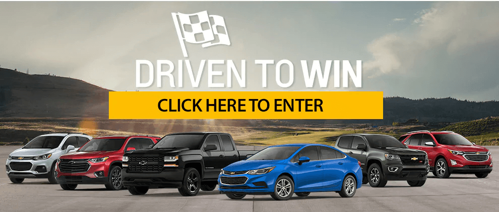 Chevrolet Driven to Win